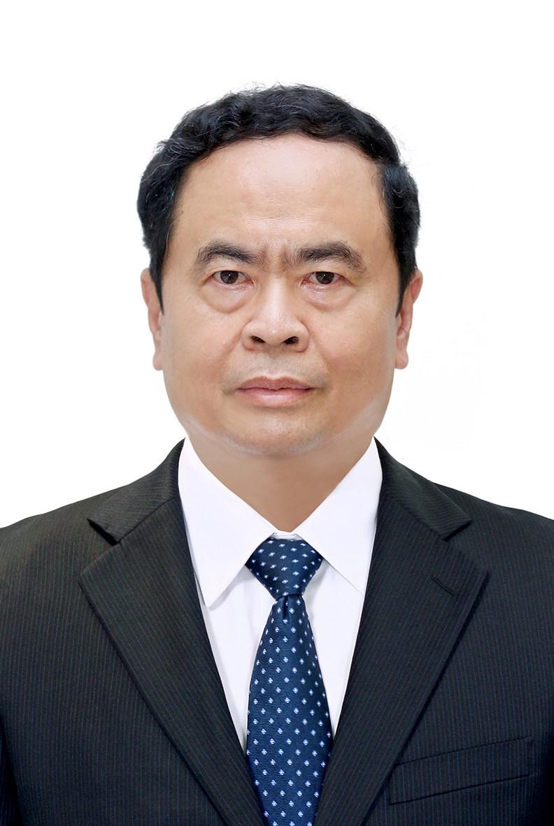 Ông Trần Thanh Mẫn là Chủ tịch Ủy ban Trung ương MTTQ Việt Nam - ảnh 1