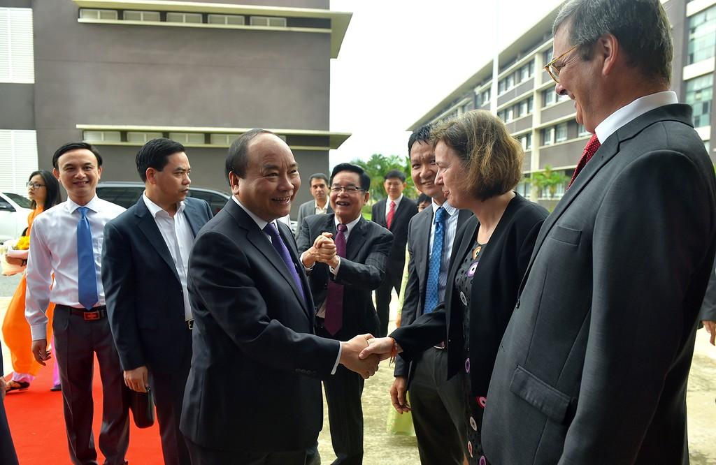 Thủ tướng mong muốn đưa kỹ nghệ bậc cao của Đức vào Việt Nam - ảnh 2
