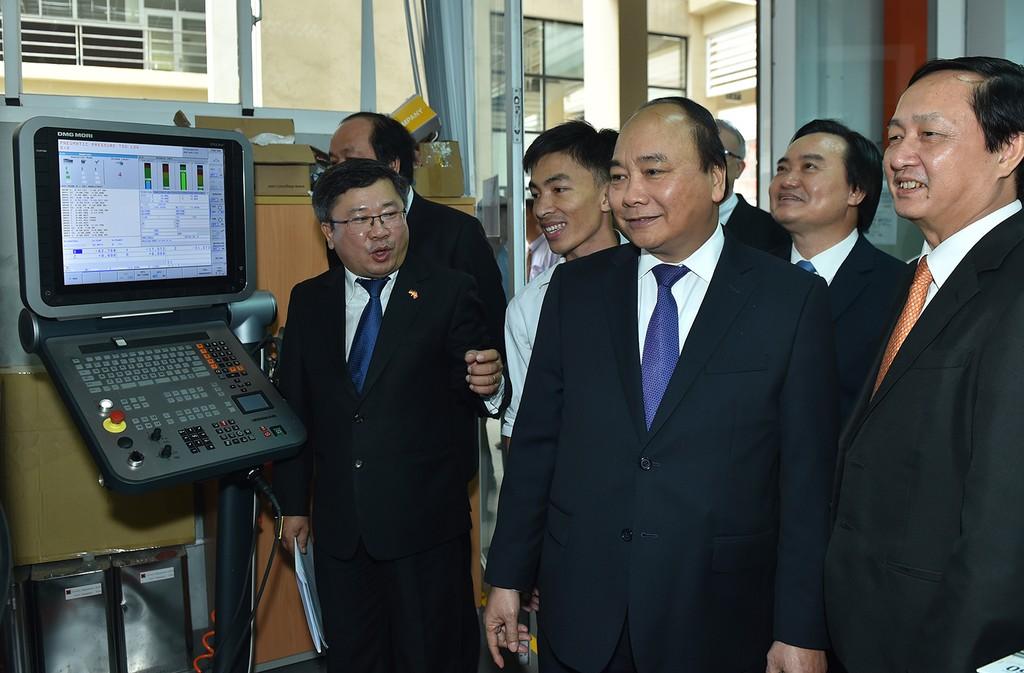 Thủ tướng mong muốn đưa kỹ nghệ bậc cao của Đức vào Việt Nam - ảnh 3