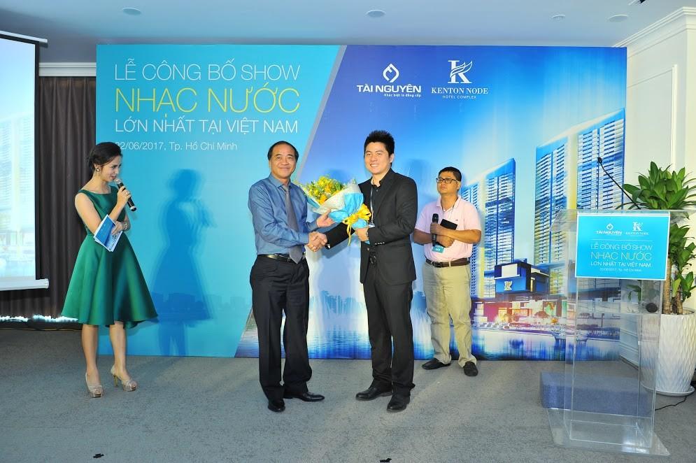 Công bố show nhạc nước nghệ thuật độc đáo nhất Việt Nam có tổng mức đầu tư khoảng 3 triệu USD - ảnh 1