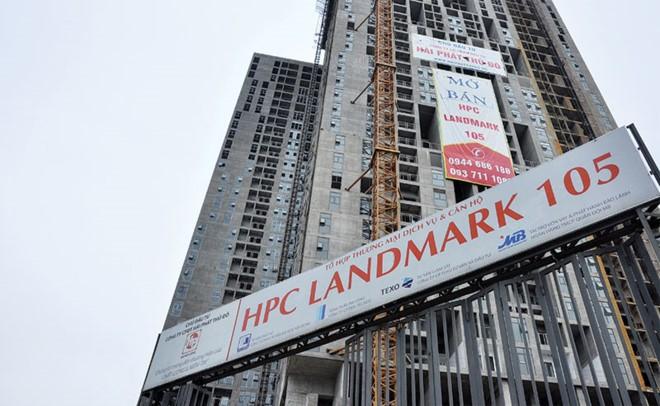 """Sông Đà Thăng Long và Hải Phát Thủ đô được cho là """"tiền trảm, hậu tấu"""" trong thương vụ chuyển nhượng tòa CT2-105 Usilk City."""