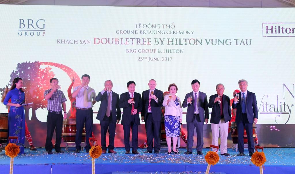 BRG Group đưa thương hiệu DoubleTree by Hilton tới thành phố biển Vũng Tàu - ảnh 1