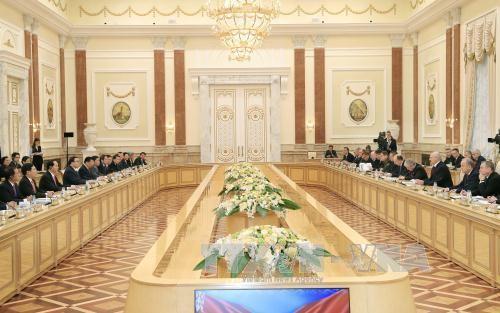 Phát triển toàn diện, sâu rộng quan hệ đối tác giữa Việt Nam và Belarus - ảnh 1