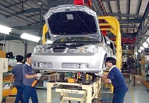 Đẩy mạnh phát triển công nghiệp ô tô trở thành ngành công nghiệp chủ lực