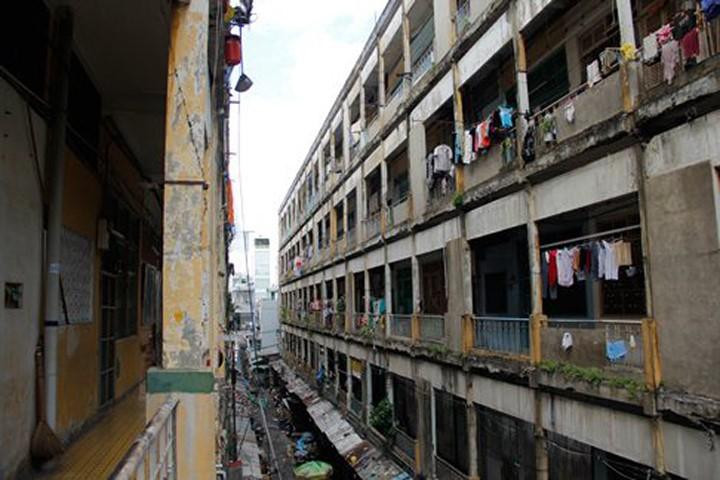 TP.HCM bắt đầu kiểm tra chung cư xây dựng trước năm 1994.