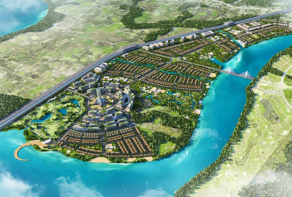 Bảo đảm hiệu quả đầu tư Dự án Khu đô thị du lịch Long Tân