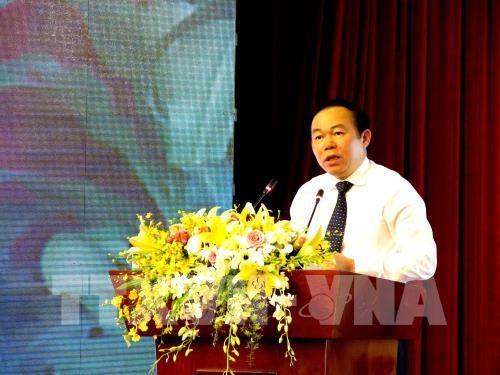 Tiến sĩ Nguyễn Ngọc Bảo, Phó Trưởng ban Ban Kinh tế Trung ương. Ảnh: TTXVN