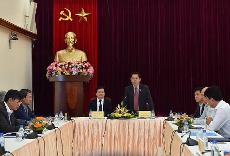 Phó Thủ tướng nêu hàng loạt nhiệm vụ 'nóng' với tân Bộ trưởng GTVT - ảnh 2