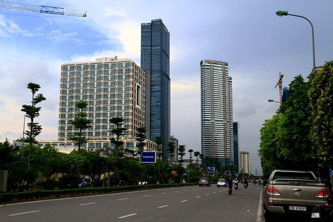 Giá thuê văn phòng cao cấp tại Việt Nam sẽ tăng trong 2-3 năm tới
