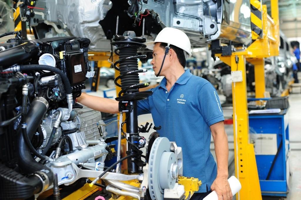 Sản xuất công nghiệp tăng 9,3% so với cùng kỳ năm ngoái