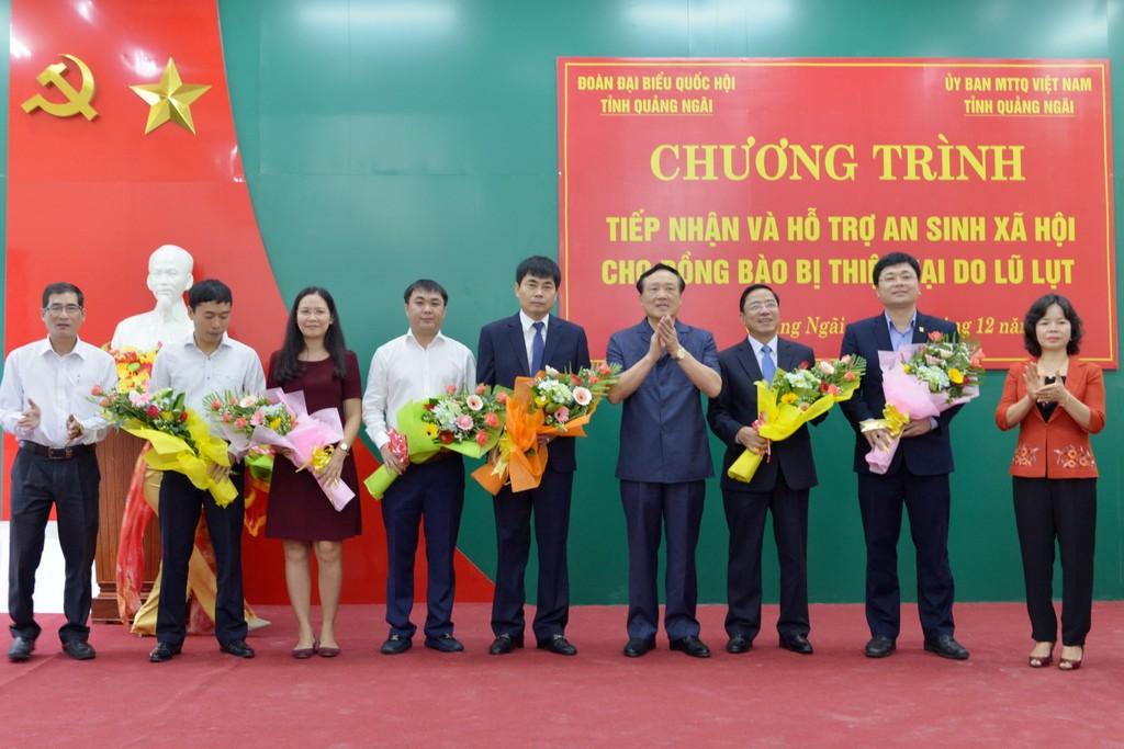 BSR hỗ trợ 14,33 tỷ đồng cho Chương trình an sinh xã hội tỉnh Quảng Ngãi. - ảnh 1
