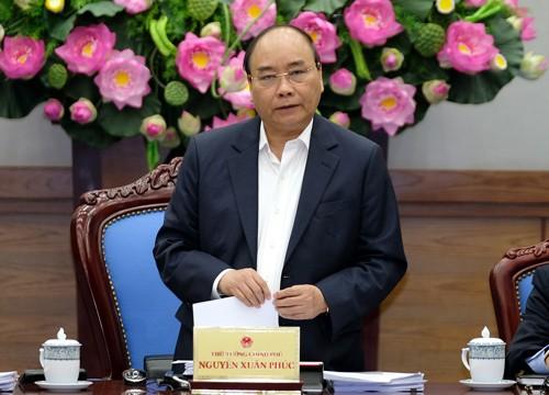 Thủ tướng nêu 3 trọng tâm chỉ đạo điều hành năm 2018 - ảnh 1