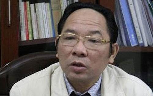 Cựu Phó Giám đốc Sở NN&PTNT Phan Minh Nguyệt. Ảnh: vov.vn