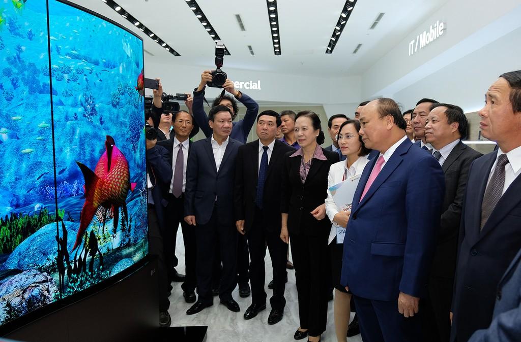 Thủ tướng dự lễ khánh thành 2 dự án lớn tại Hải Phòng - ảnh 1