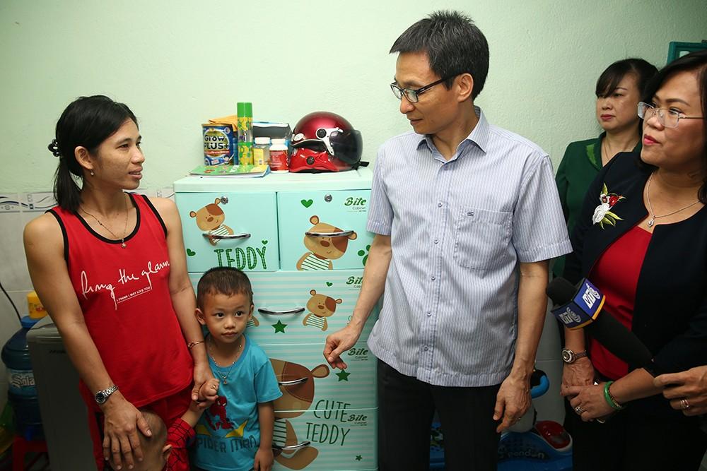 Phó Thủ tướng khảo sát một số nhóm, lớp mầm non ở Đồng Nai - ảnh 4
