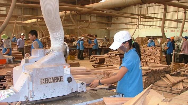 Xuất khẩu đồ gỗ hướng đến mốc 8 tỷ USD