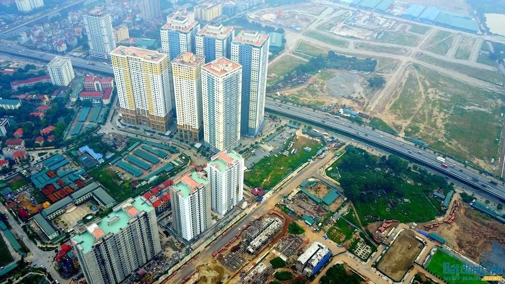 Hà Nội yêu cầu rà soát tình hình quá tải, thiếu hạ tầng các khu đô thị - ảnh 1