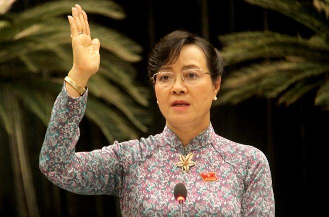 Chủ tịch HĐND TP.HCM Nguyễn Thị Quyết Tâm khẳng định HĐND sẽ giám sát việc triển khai cơ chế, chính sách đặc thù của UBND TP.