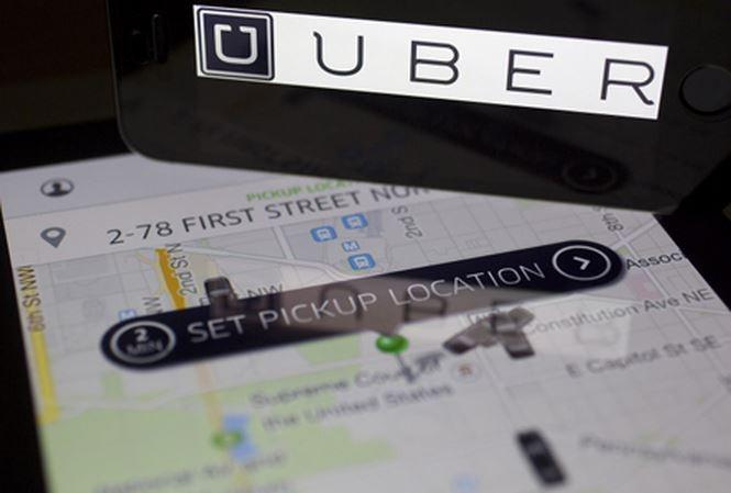 Uber bị buộc phải đóng gần 67 tỷ đồng tiền truy thu thuế. Ảnh: PV.