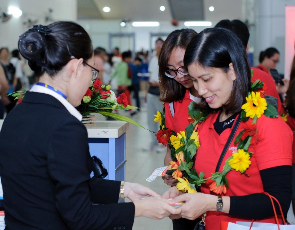 Vietjet khai trương đường bay Nha Trang – Seoul (Hàn Quốc)