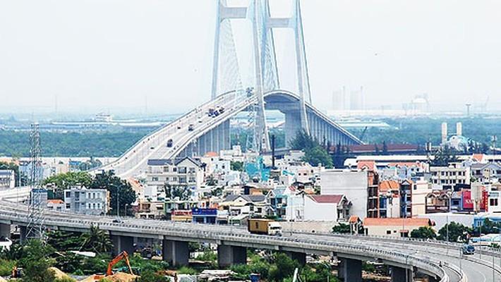 Dự án xây dựng cầu Phú Mỹ có nhiều sai phạm. Ảnh: vneconomy