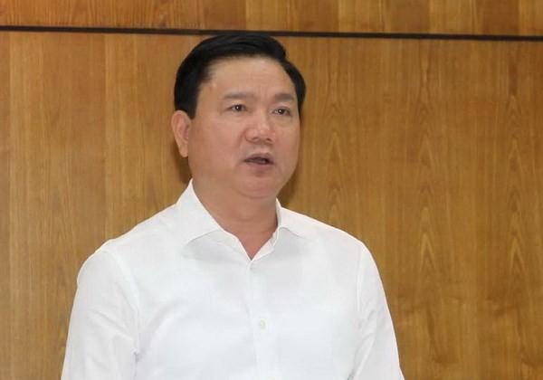 Ông Đinh La Thăng (Ảnh: TTXVN)