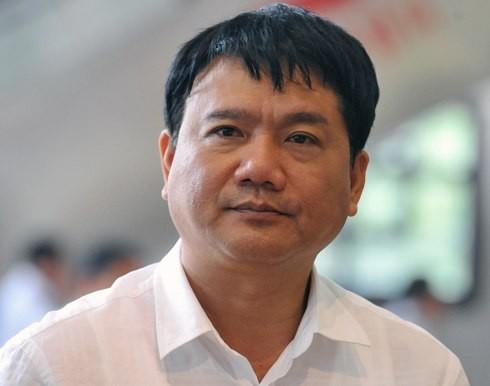 Ông Đinh La Thăng. Ảnh: CTV
