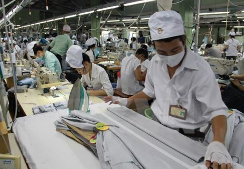 Nhiều tín hiệu tích cực về triển vọng kinh tế Việt Nam 2018. Ảnh minh họa: TTXVN