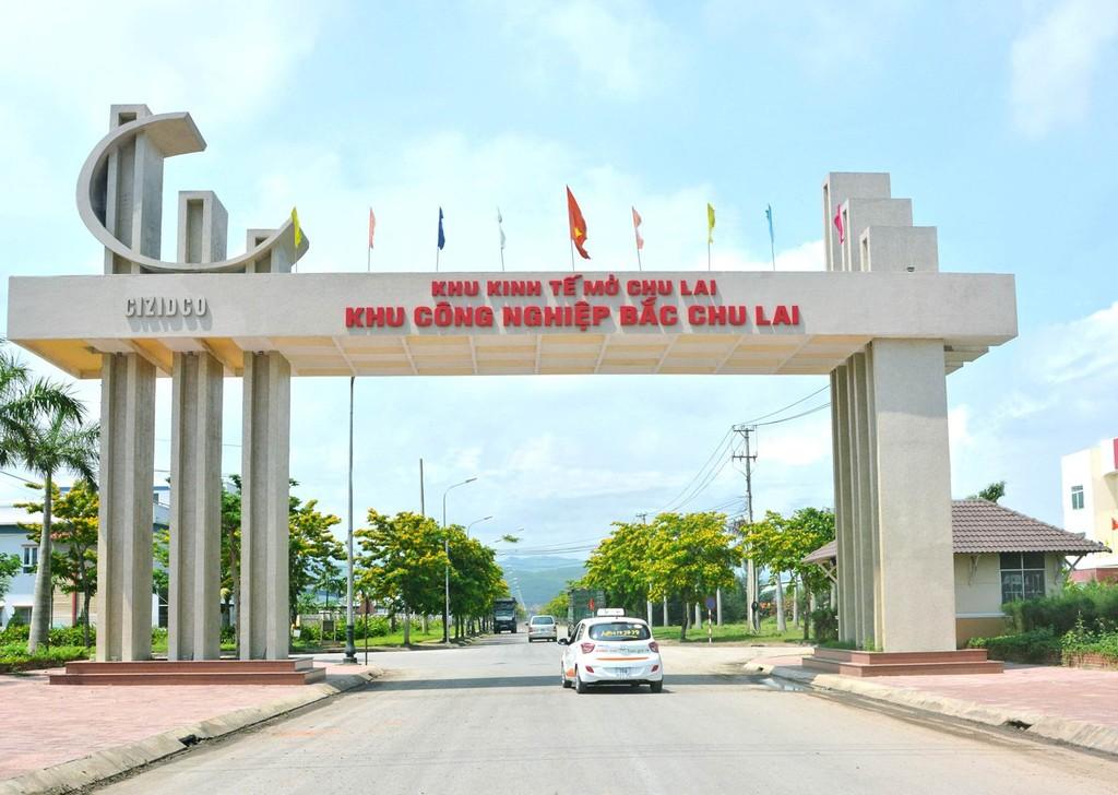 Điều chỉnh tổng thể Quy hoạch chung xây dựng Khu kinh tế mở Chu Lai