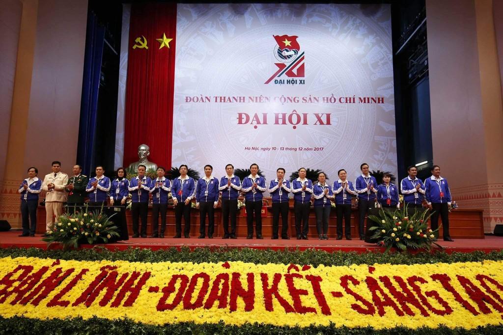 Khai mạc phiên thứ nhất Đại hội Đoàn lần thứ XI - ảnh 1