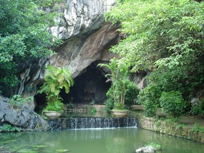 Hang Con Moong, tỉnh Thanh Hóa