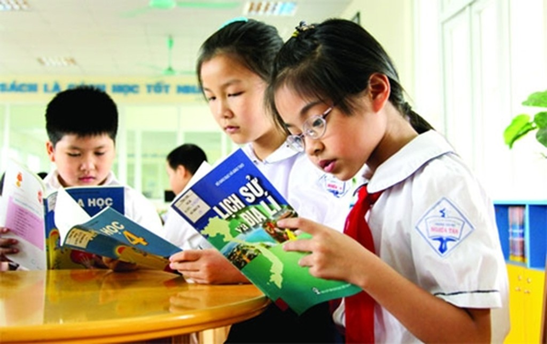 Xuất bản sách giáo khoa chiếm tỷ trọng lớn nhất trong cơ cấu doanh thu của Nhà xuất bản Giáo dục.