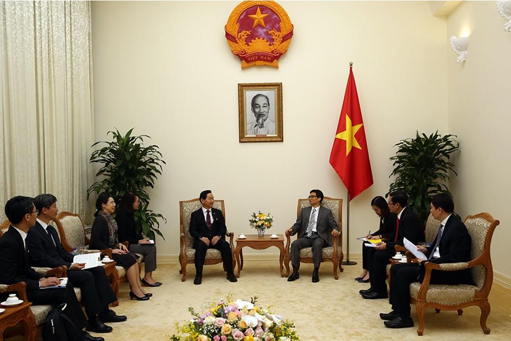 Tiếp tục mở rộng hợp tác giáo dục, khoa học công nghệ Việt Nam-Hàn Quốc - ảnh 1
