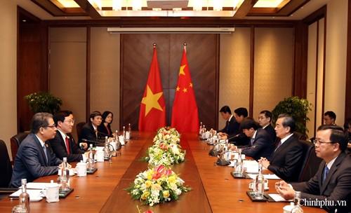 Việt Nam, Trung Quốc nhất trí thúc đẩy triển khai thỏa thuận cấp cao - ảnh 1