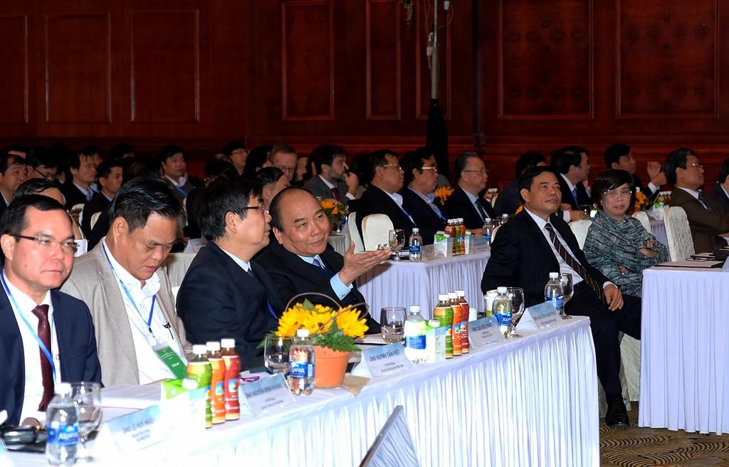 Thủ tướng dự Diễn đàn quốc tế nông nghiệp hữu cơ - ảnh 1