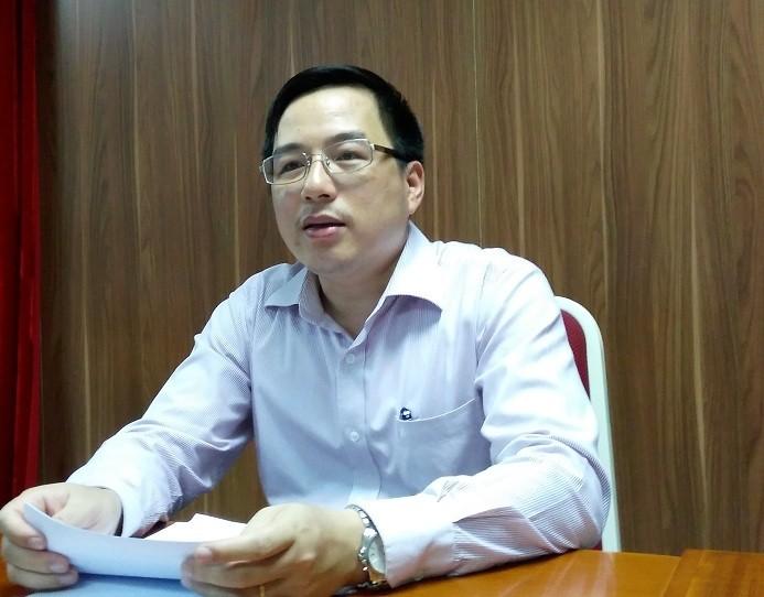 Cục trưởng Cục Tài chính doanh nghiệp (Bộ Tài chính) Đặng Quyết Tiến.