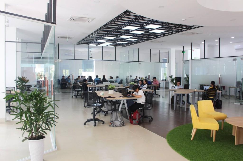 Trong năm 2018, thị trường văn phòng sẽ nổi lên những mô hình văn phòng kiểu mới như văn phòng dịch vụ và không gian làm việc chung.