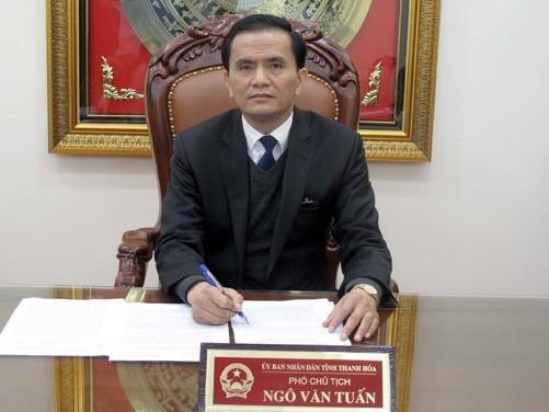 """Ban Bí thư quyết định thi hành kỷ luật đồng chí Ngô Văn Tuấn bằng hình thức """"Cách tất cả các chức vụ trong Đảng""""."""