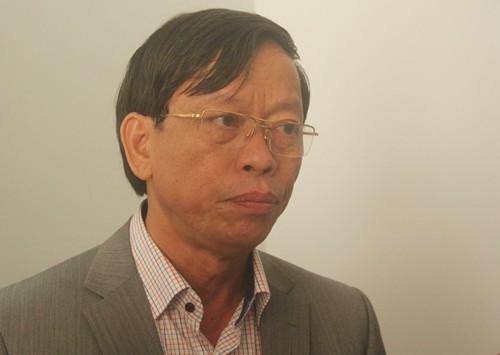 Ông Lê Phước Thanh, nguyên Bí thư Tỉnh uỷ Quảng Nam: