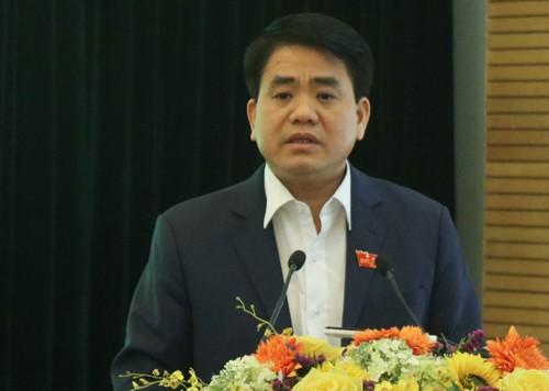Chủ tịch Hà Nội trả lời về việc xử lý sai phạm của Mường Thanh - ảnh 1
