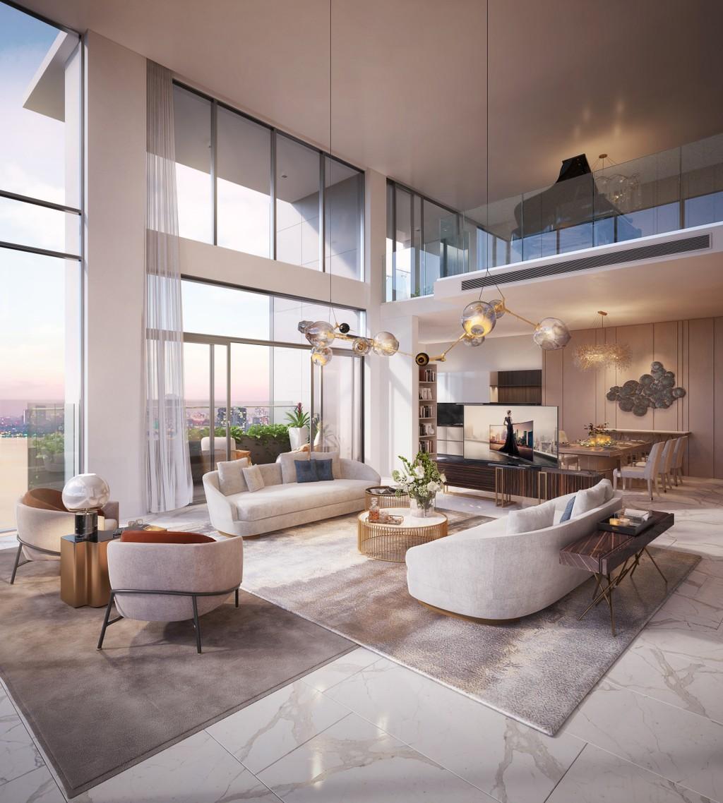 Penthouse Duplex – phép đo đẳng cấp đại gia - ảnh 4