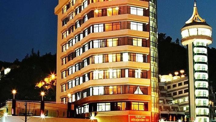Công ty CP Du lịch Bưu điện sở hữu nhiều khách sạn nằm ở vị trí đắc địa.
