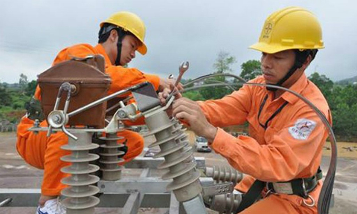 EVN triển  khai cung cấp 100% dịch vụ điện trực tuyến từ tháng 12/2017.