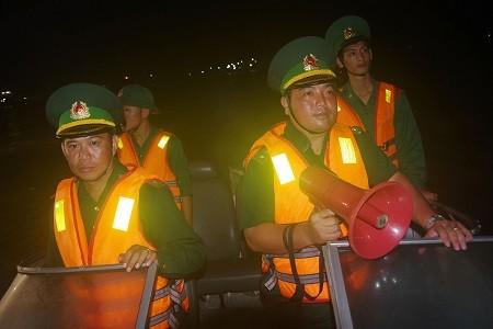 Phó Thủ tướng Trịnh Đình Dũng kiểm tra, đôn đốc ứng phó bão - ảnh 9