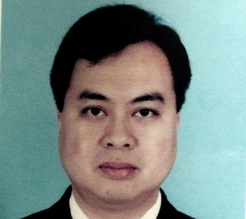 Bị can Nguyễn Vũ Hùng