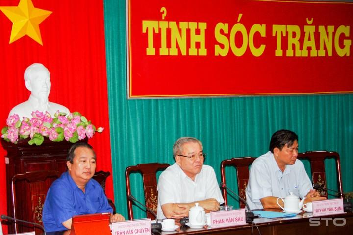 Phó Thủ tướng Trịnh Đình Dũng kiểm tra, đôn đốc ứng phó bão - ảnh 4