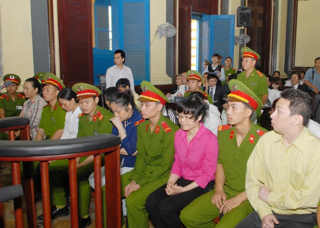 Vụ án Huỳnh Thị Huyền Như qua kết quả xác minh có hơn 9.000 tỷ đồng là không có điều kiện để thi hành án. Ảnh: Hoàng Hải