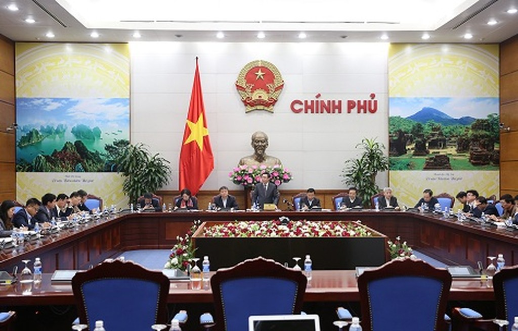 Phó Thủ tướng Vương Đình Huệ: Chính phủ đủ khả năng kiểm soát lạm phát năm 2018 - ảnh 1