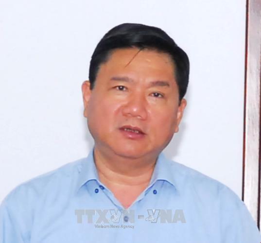 Bị cáo Đinh La Thăng và các đồng phạm sẽ bị đưa ra xét xử vào ngày 8/1/2018. Ảnh: TTXVN