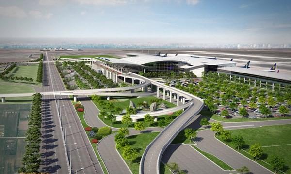 Kiện toàn Ban Chỉ đạo triển khai Dự án Cảng  HKQT Long Thành. Ảnh Internet